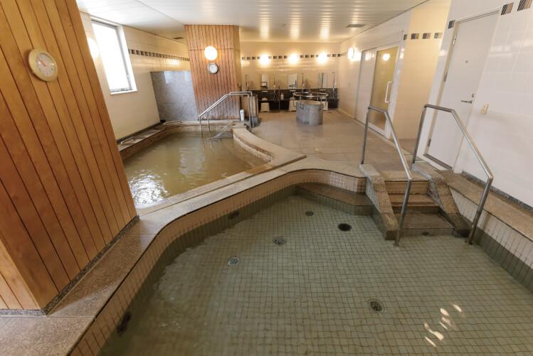 大浴場・女湯「エレガリオ之湯」