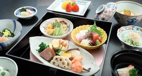 松花堂弁当・2月(特別食)